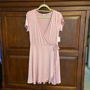 Charlotte Russe wrap dress